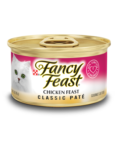 Fancy Feast Classic Paté Chicken Feast Wet Cat Food