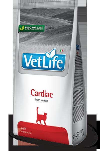 Farmina Farmina Vet Life Cardiac Feline Formula Dry Cat Food