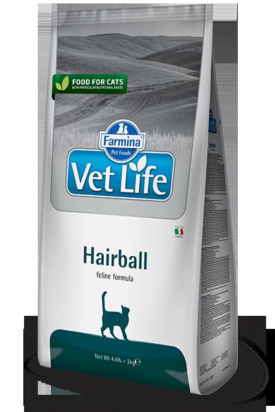 Farmina Farmina Vet Life Hairball Feline Formula Dry Cat Food