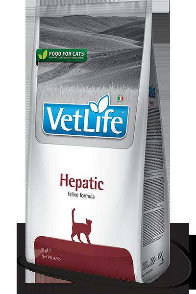 Farmina Farmina Vet Life Hepatic Feline Formula Dry Cat Food