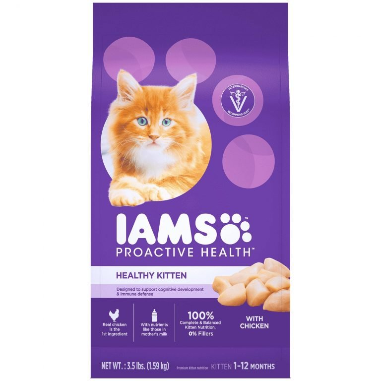 IAMS Proactive Health Healthy Kitten Dry Cat Food