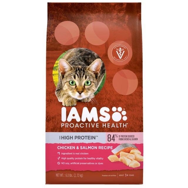 IAMS Proactive Health High Protein Dry Cat Food