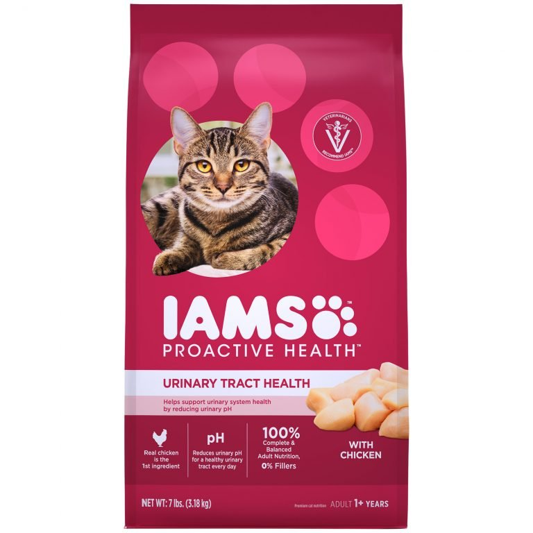 IAMS Proactive Health Urinary Tract Health With Chicken Dry Cat Food