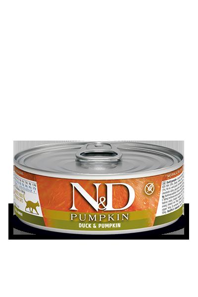 Farmina N&D Pumpkin Duck & Pumpkin Wet Cat Food