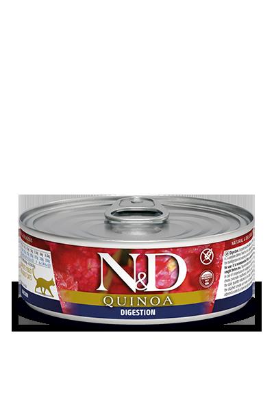 Farmina N&D Quinoa Digestion Wet Cat Food