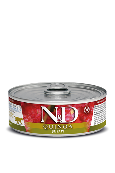 Farmina N&D Quinoa Urinary Wet Cat Food