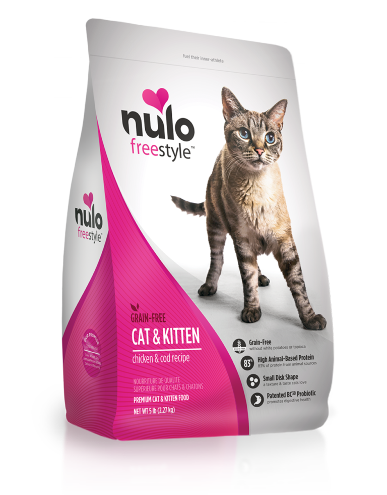 Nulo FreeStyle High-Meat Kibble Chicken & Cod Recipe Review