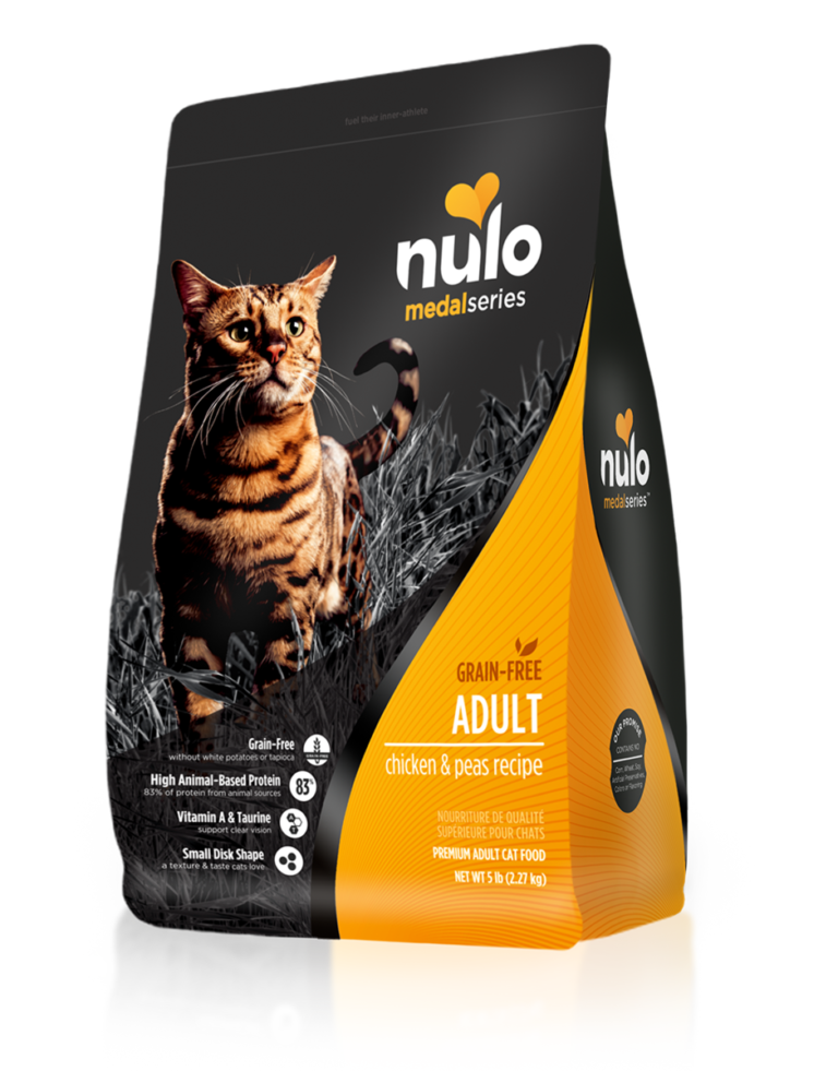 Nulo MedalSeries High-Meat Kibble Chicken & Peas Recipe Review