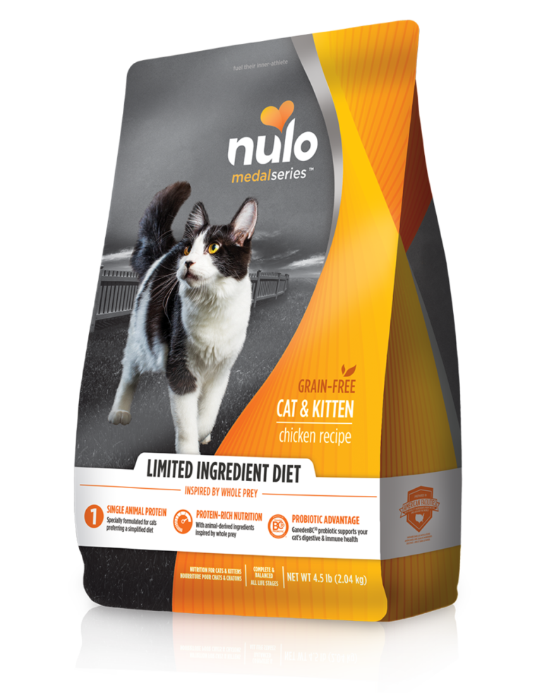Nulo MedalSeries High-Meat Kibble Limited Ingredient Diet Chicken Recipe Review