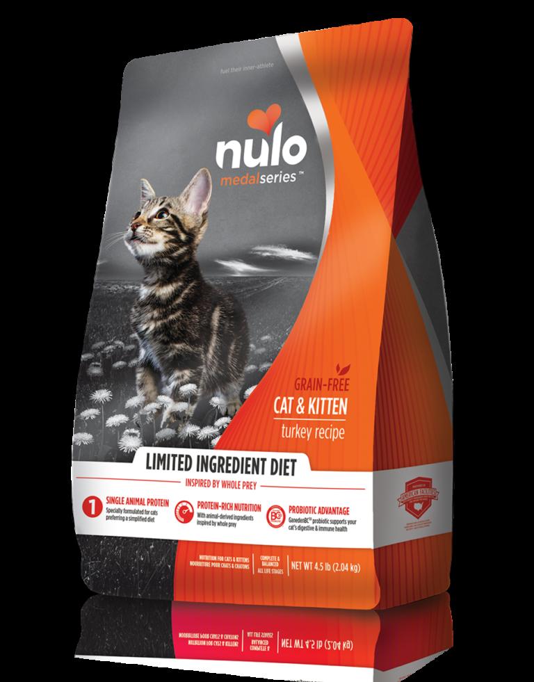 Nulo MedalSeries High-Meat Kibble Limited Ingredient Diet Turkey Recipe Review