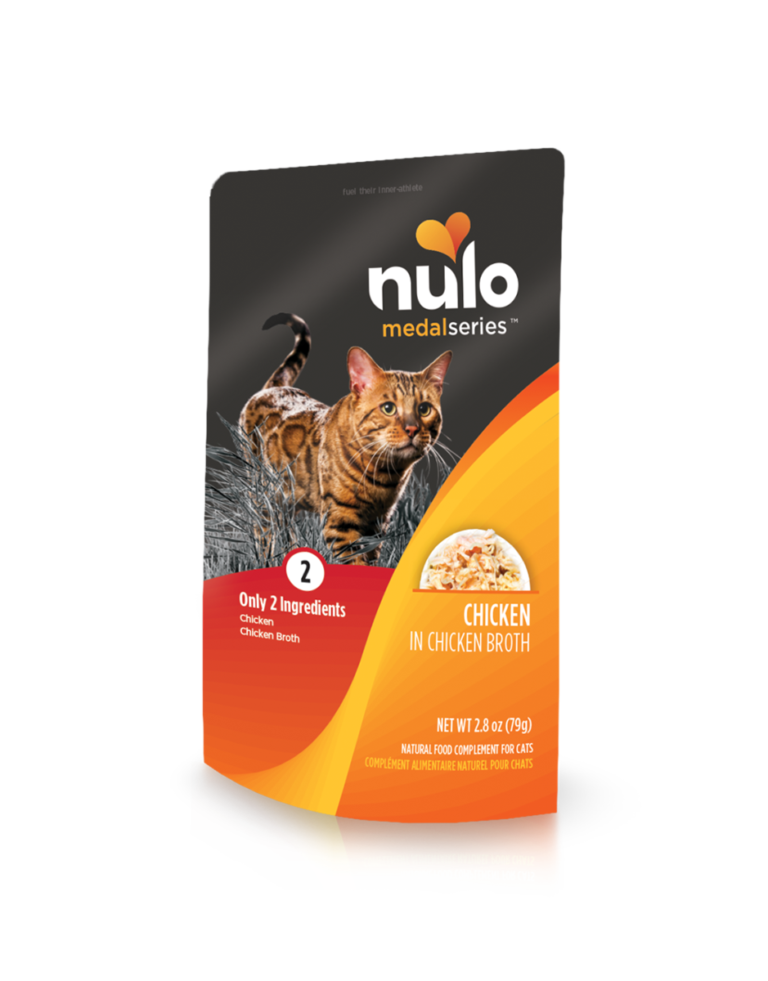 Nulo MedalSeries Chicken In Broth Recipe Review