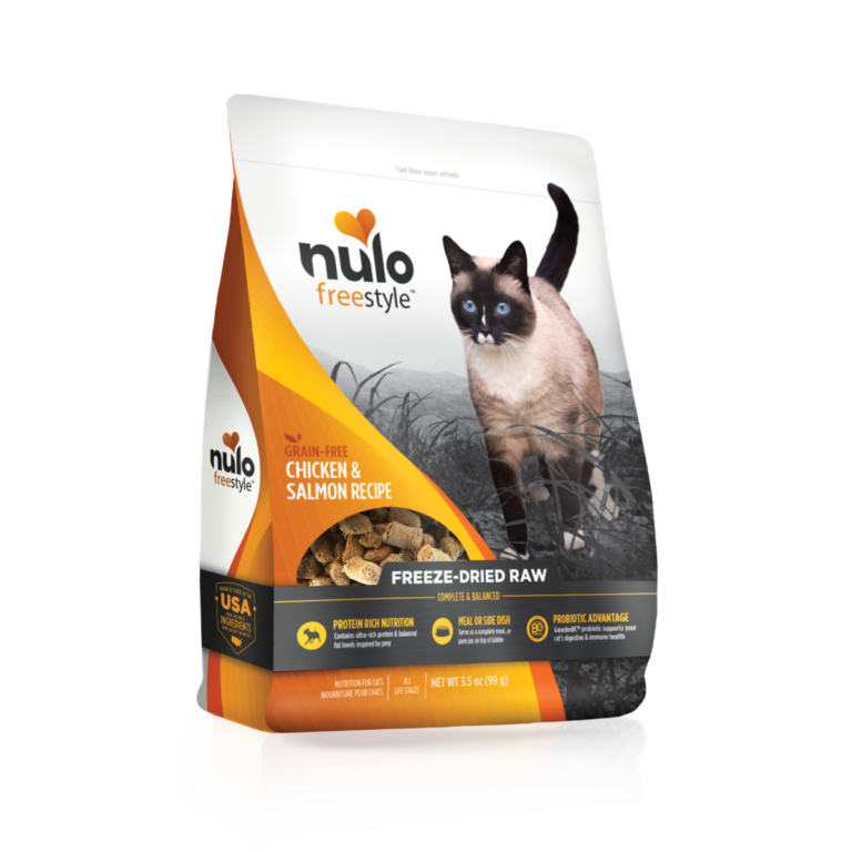 Nulo FreeStyle Freeze-Dried Raw Chicken & Salmon Recipe Review