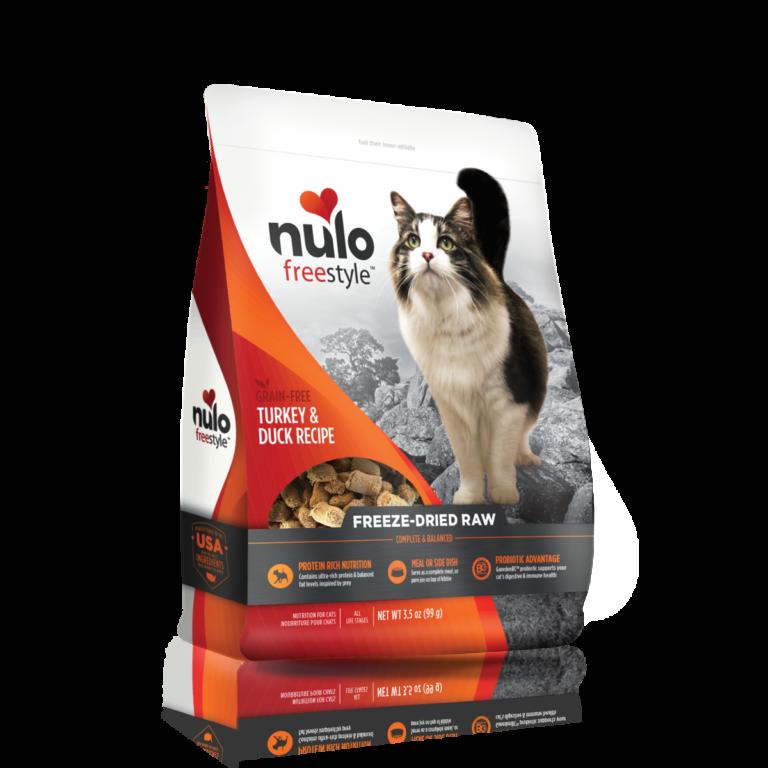 Nulo FreeStyle Freeze-Dried Raw Turkey & Duck Recipe Review