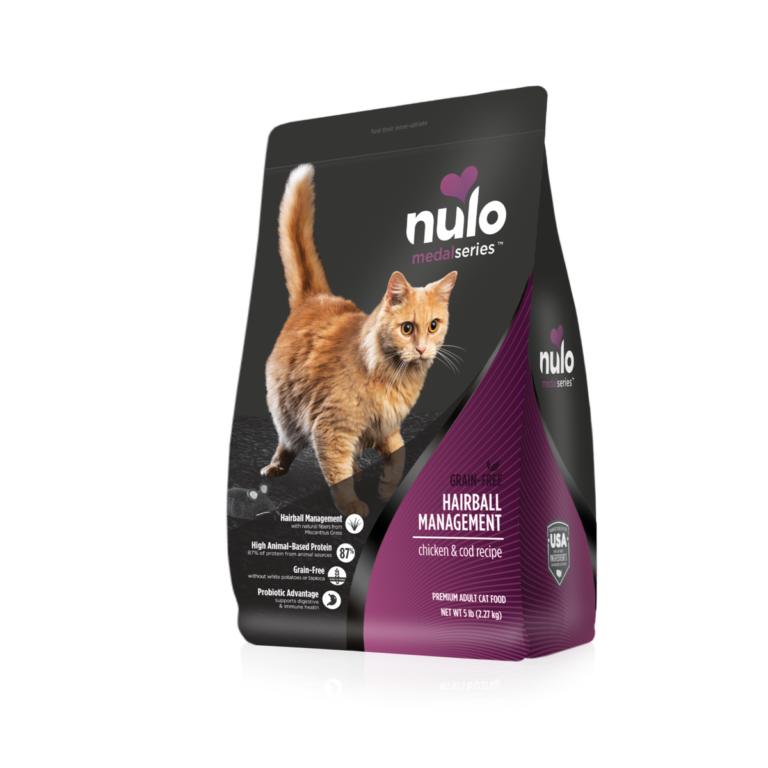 Nulo MedalSeries High-Meat Kibble Hairball Management Chicken Recipe Review